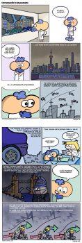 Contaminación en megaciudades