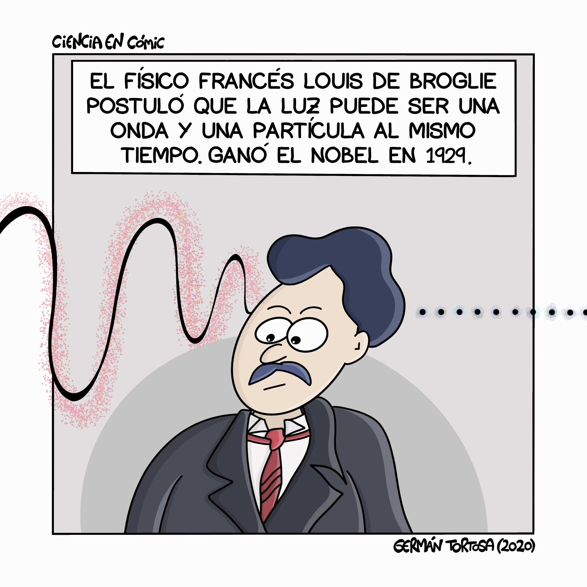 01) Microconceptos: Louis de Broglie